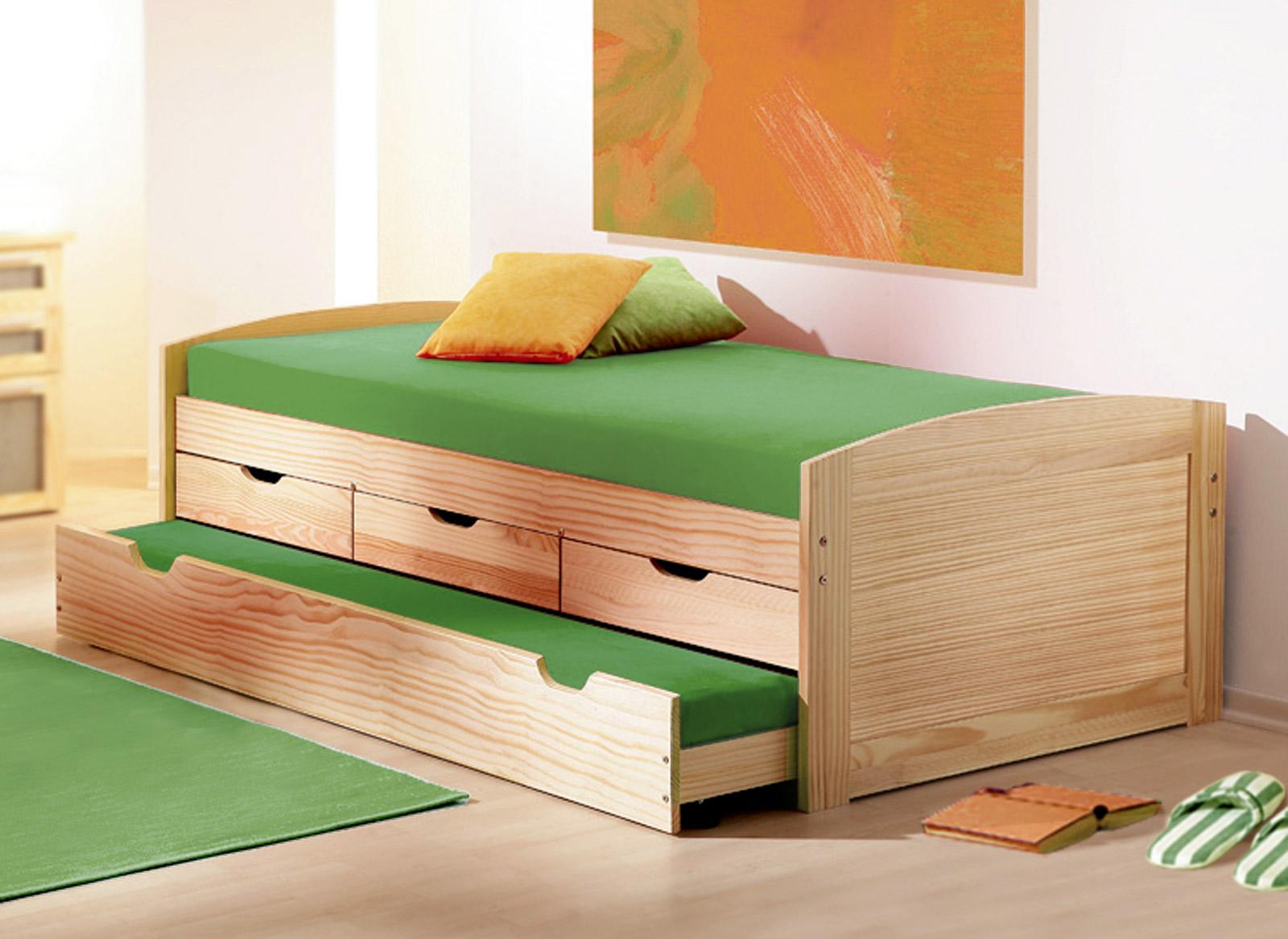 echtholz betten komplett bett x pin bett brunhilde gr e x. Black Bedroom Furniture Sets. Home Design Ideas