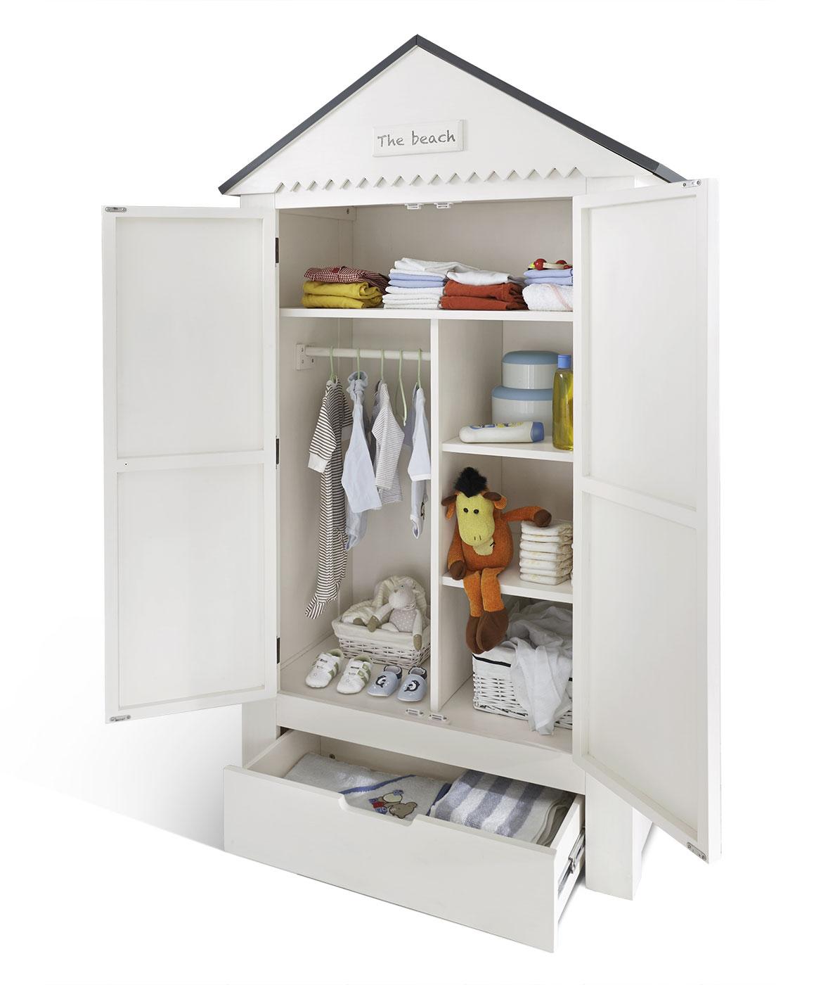 ausgezeichnet ordnung kleiderschrank baby fotos die besten wohnideen. Black Bedroom Furniture Sets. Home Design Ideas