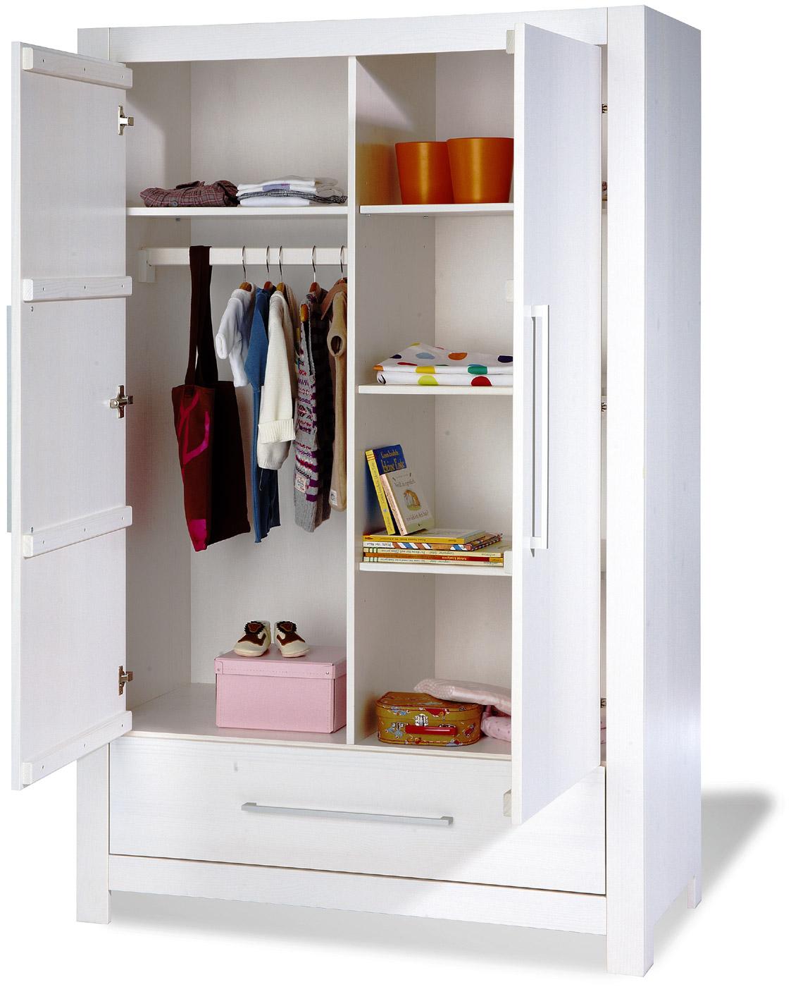 gem tlich kleiderschrank mit einlegeb den ideen die kinderzimmer design ideen. Black Bedroom Furniture Sets. Home Design Ideas