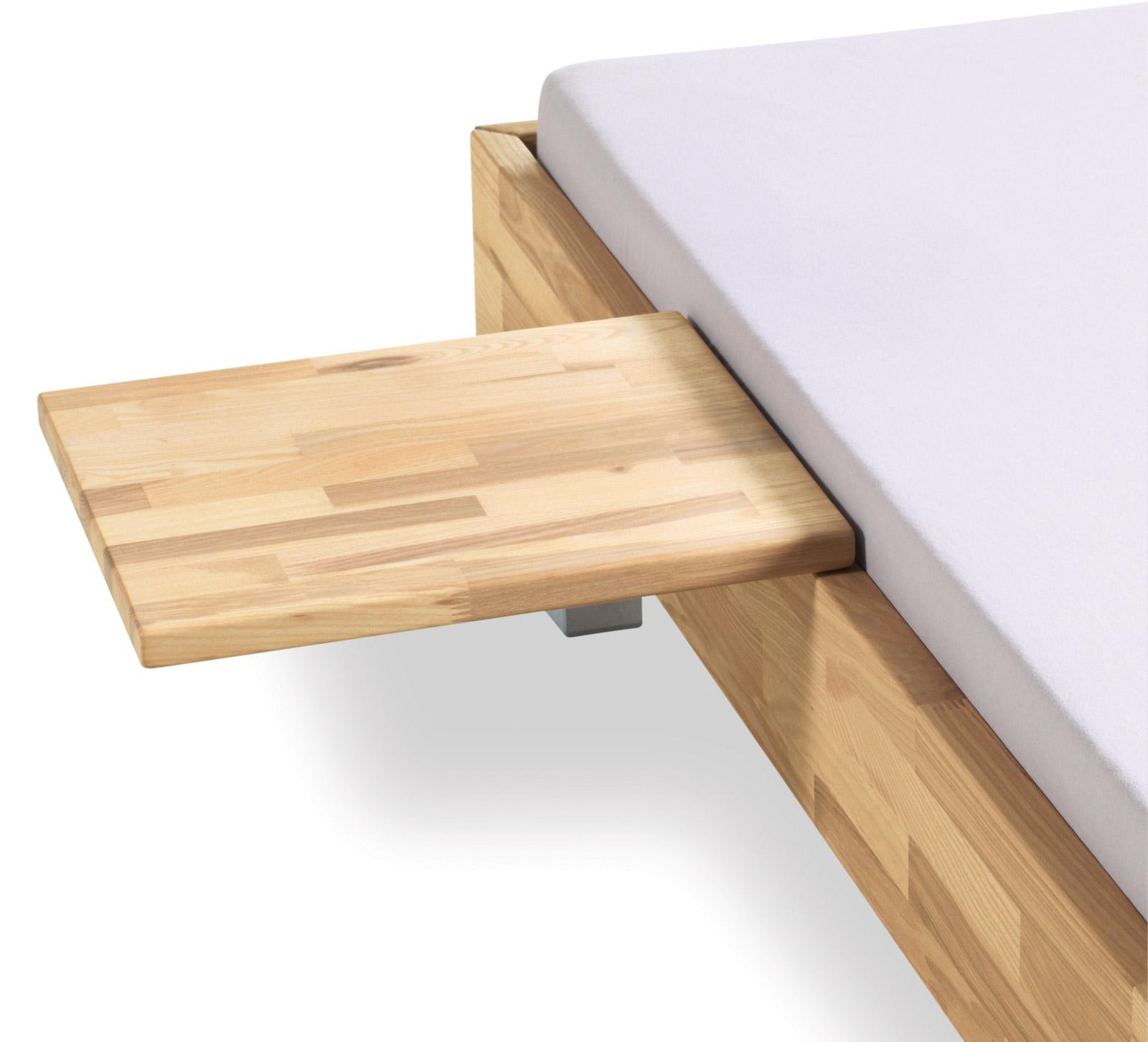 kleiner nachttisch zum einh ngen aus esche richmond. Black Bedroom Furniture Sets. Home Design Ideas