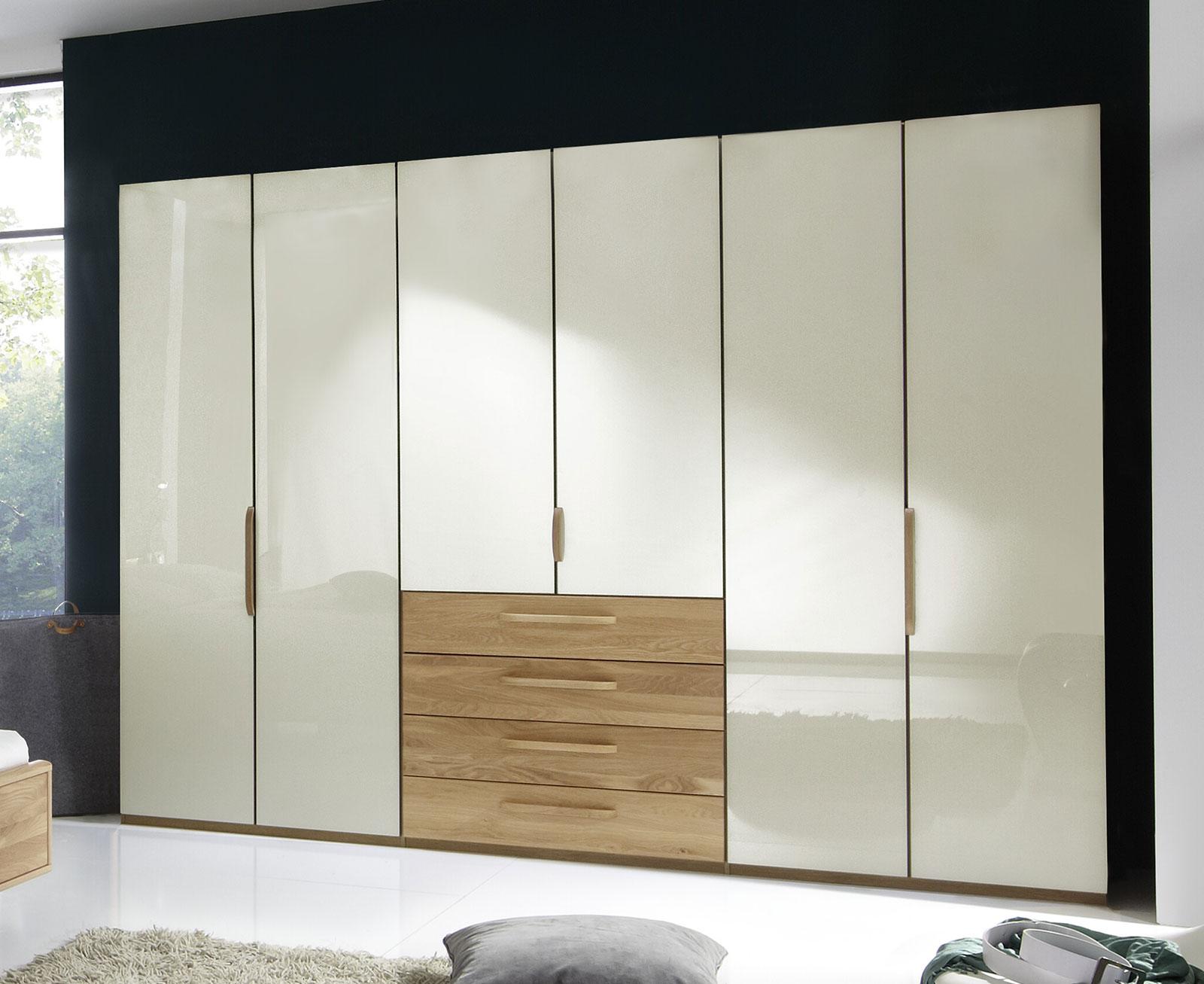 faltt ren kleiderschrank mit schubladen dartford magnolie. Black Bedroom Furniture Sets. Home Design Ideas
