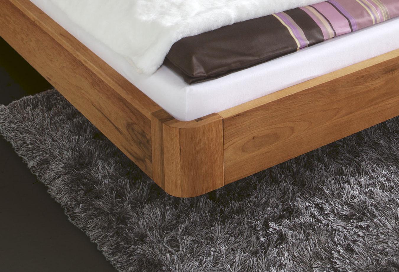 Stylisches Bett Salerno Aus Eiche Gunstig Kaufen Betten At