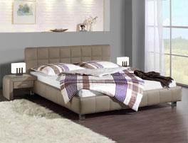 Bett Las Lomas ist stabil und modern