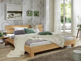 Bett Mera in allen Einzel- und Doppelbettgrößen