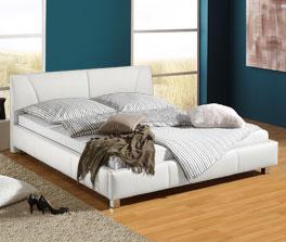 Bett Sona elegant und schlicht