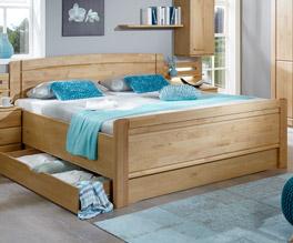 Bett Trikomo ist für viele Wasserbett-Systeme geeignet