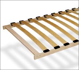 Cleverflex Standard mit flexiblen Federleisten