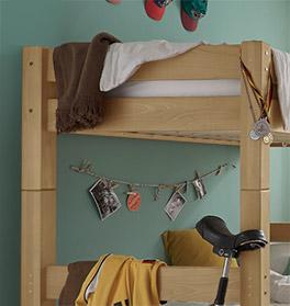 Etagenbett Kids Fantasy umbaubar zu zwei Einzelbetten
