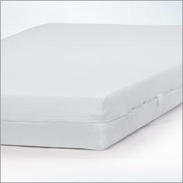 Kaltschaummatratze youSleep 600 mit Wendeschlaufen und Reißverschluss