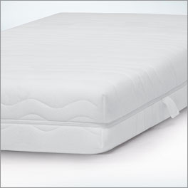 Kaltschaummatratze youSleep 700 mit Öko-Tex-Standard
