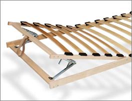 Lattenrost Cleverflex Standard mit Kopf- und Fußverstellung