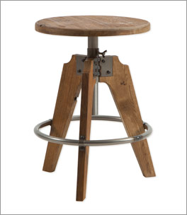 Nachttisch Aronia mit praktischer Ablage