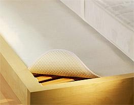 Waschbarer Noppen-Matratzen-Schoner in vielen Größen