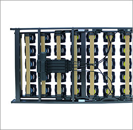 Lattenrost orthowell bestflex motor mit elektrischer Verstellung