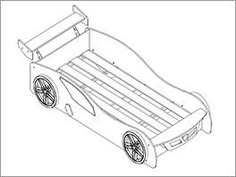 Stabiler Lattenrost bei Autobetten