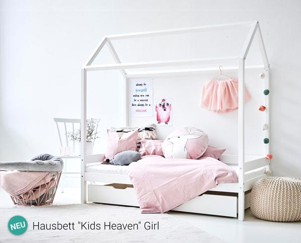 Hausbett Kids Heaven Girl