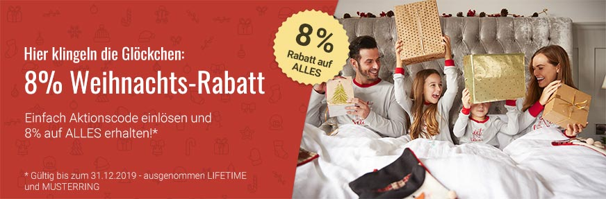 Weihnachts-Rabatt © Adobe Stock - Monkey Business