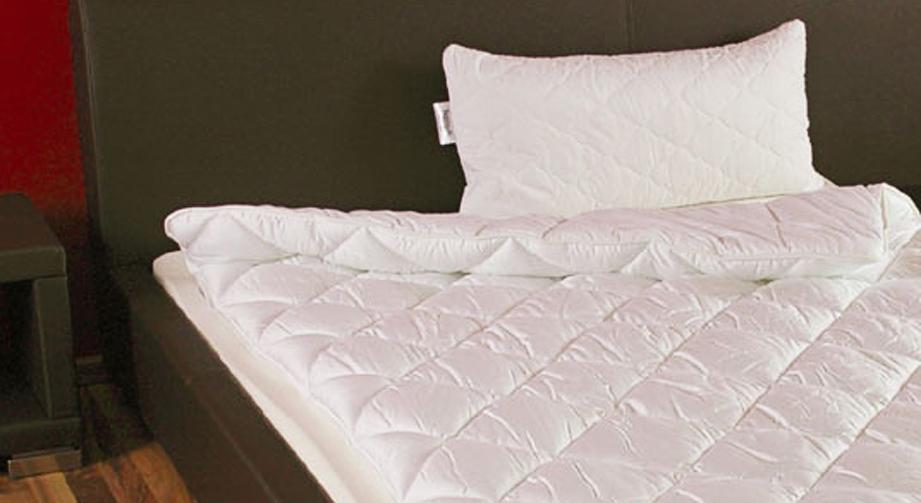 Lyocell-Kombi-Bettdecke Schluchsee Steppdecken