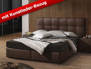 boxspring schlafzimmer komplett clermont. Black Bedroom Furniture Sets. Home Design Ideas