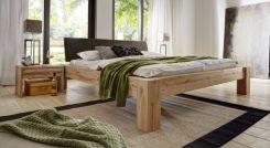 Massivholzbett Aus Wildeiche In Ubergrosse Porto Betten At