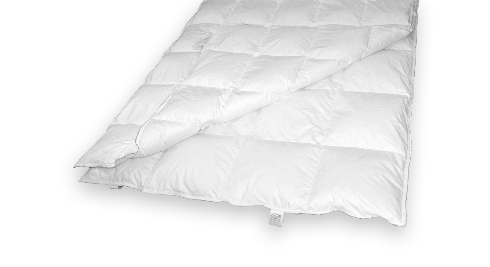 Daunen-Kombi-Bettdecke CleverSleep für Allergiker