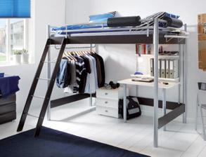 Stabile Hochbetten Fur Studenten Und Junge Erwachsene Betten At