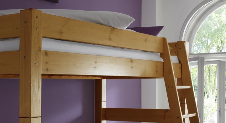 Etagenbett Kids Dreams mit 2 Schlafplätzen und stabiler Leiter