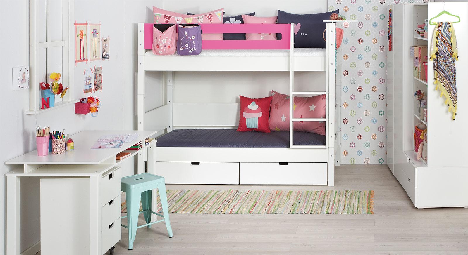 Gallery Of Etagenbett Kids Town Mit Passenden Produkten With Betten Kinder
