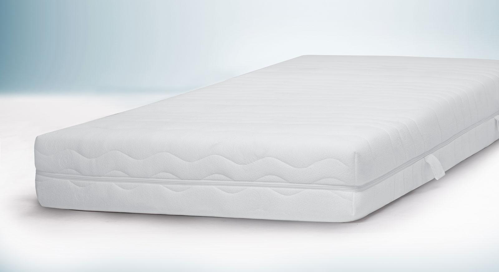 Kaltschaummatratze youSleep 700 inklusive Matratzenbezug mit Aloe Vera