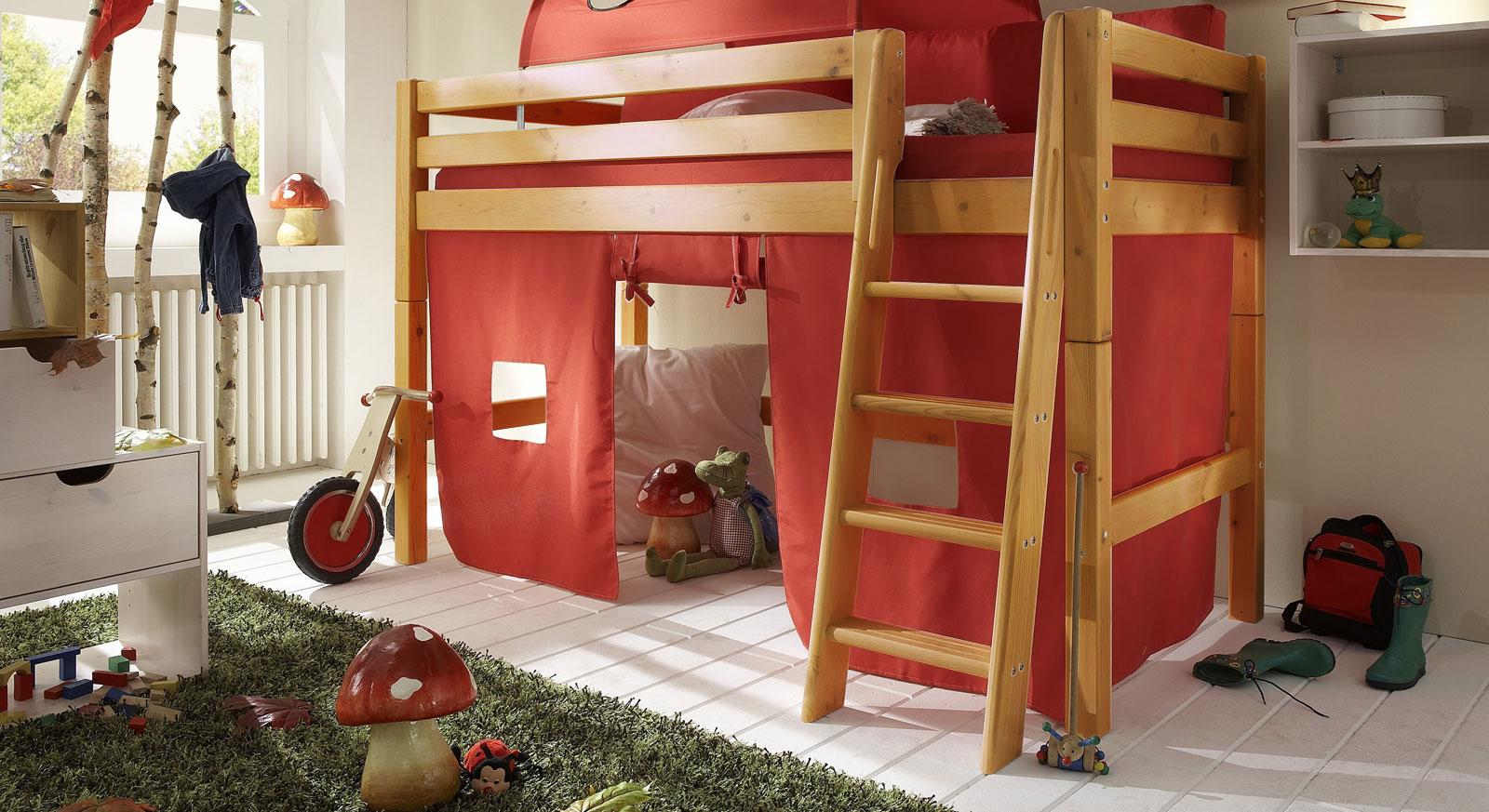 Passende Produkte zu Midi-Hochbett Kids Paradise