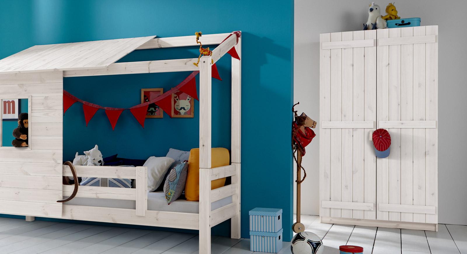 Kinderzimmer Kleiderschrank Kids Paradise 2 und 3 türig