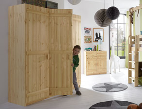 babyzimmer kleiderschr nke g nstig online kaufen. Black Bedroom Furniture Sets. Home Design Ideas