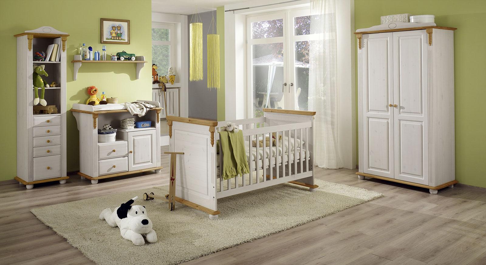 Komplett-Babyzimmer Countryside mit passenden Produkten