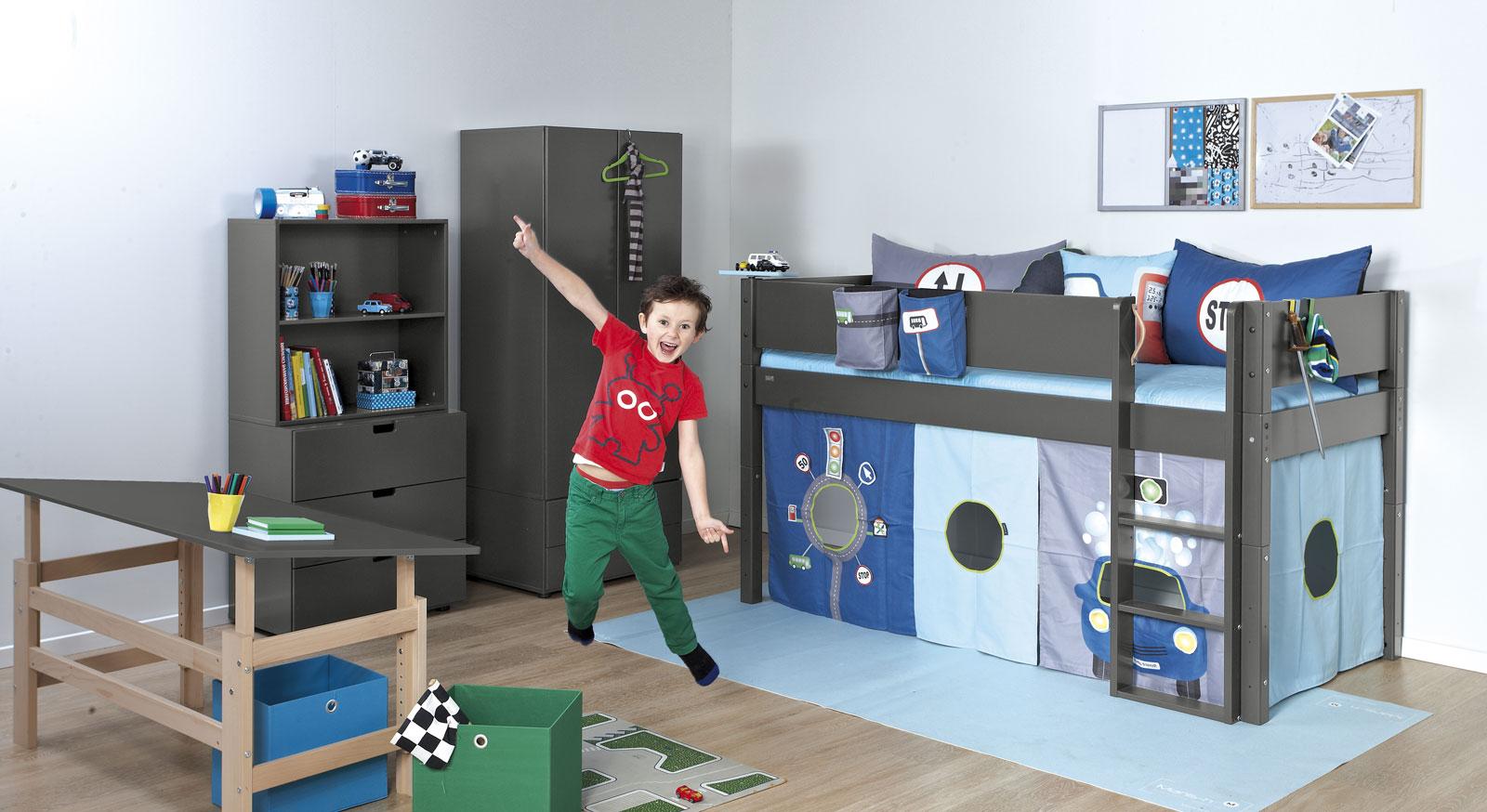 Komplett-Kinderzimmer Kids Town Boys