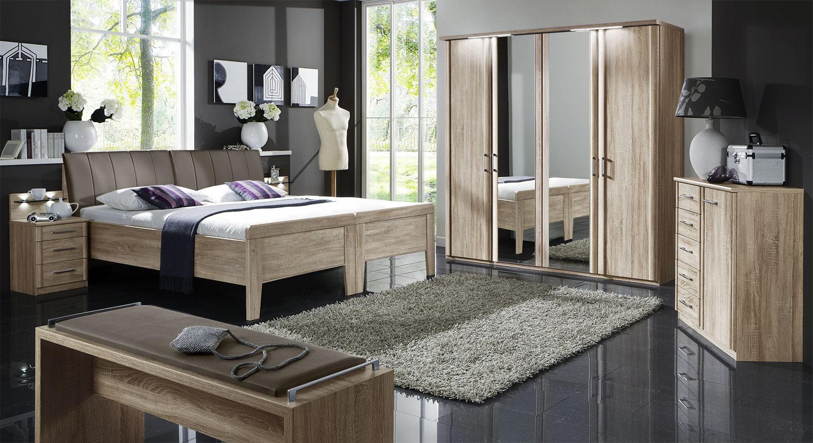 Komplett Schlafzimmer Runcorn passende Produkte