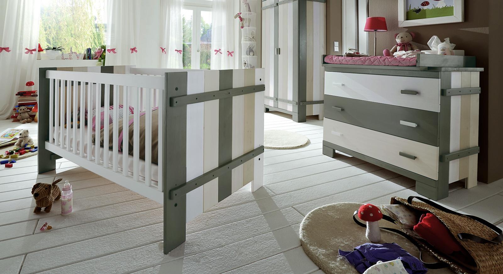 Laubhütte Babyzimmer