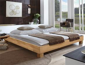 Holzbetten für Ihr Schlafzimmer günstig kaufen | BETTEN.at