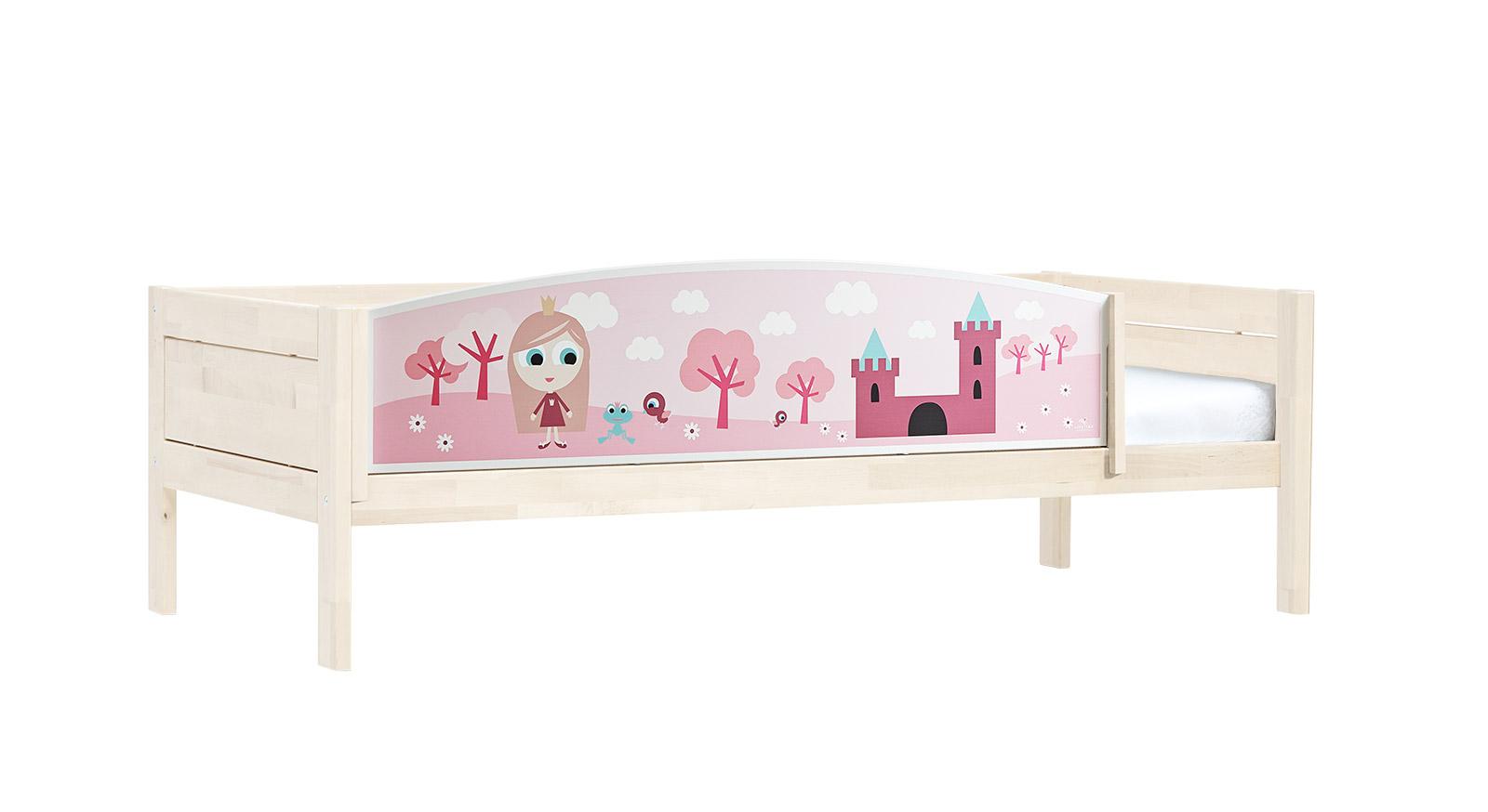 kinderbett f r kleine prinzessinnen lifetime prinzessin. Black Bedroom Furniture Sets. Home Design Ideas