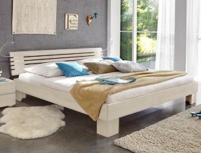 Rustikale Betten Im Landhausstil Hier Kaufen Betten At