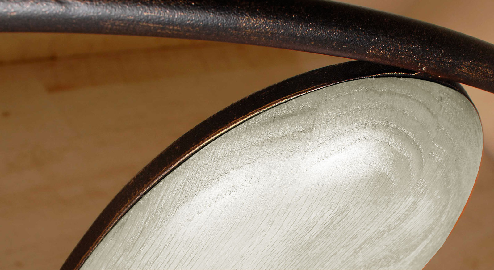 Metallbett Lavia mit Kopfteil Detail