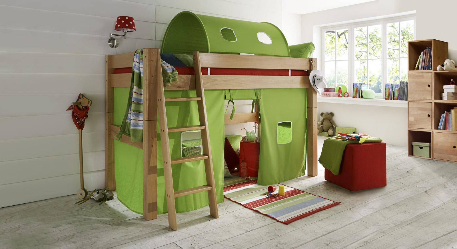 passendes Würfelsystem für das Midi-Hochbett Kids Fantasy
