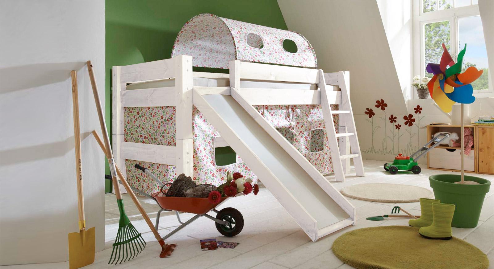 Puppen Etagenbett Mit Rutsche : Hochbett mit rutsche preisvergleich u2022 die besten angebote online kaufen