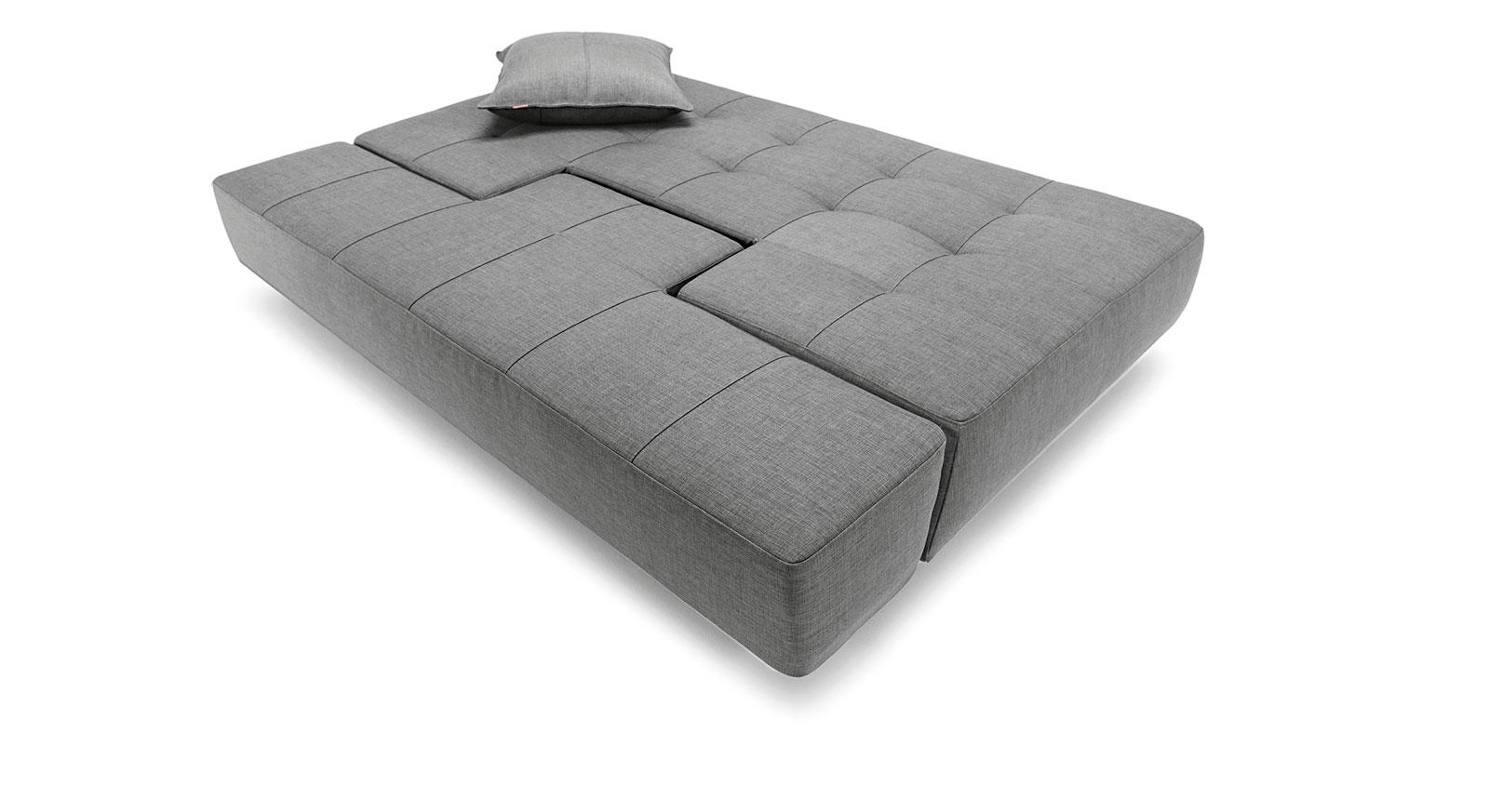 Schlafsofa Ross mit großer Liegefläche für Übernachtungsgäste