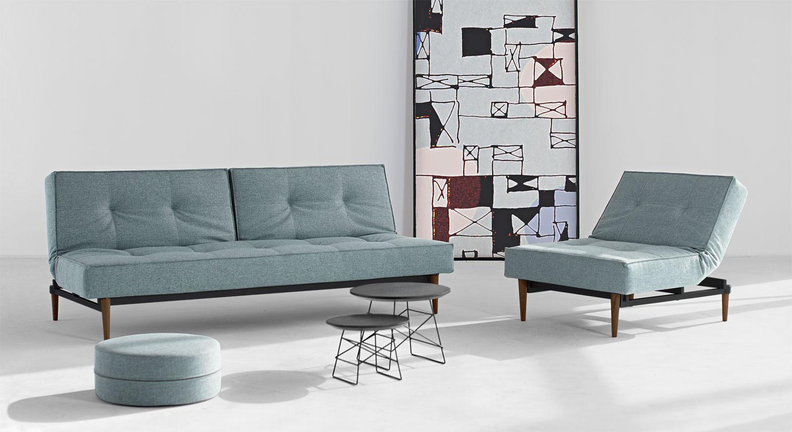 Wunderbar Couch Hellblau Beste Wahl Schlafsofa Walton In Mit Passenden Produkten