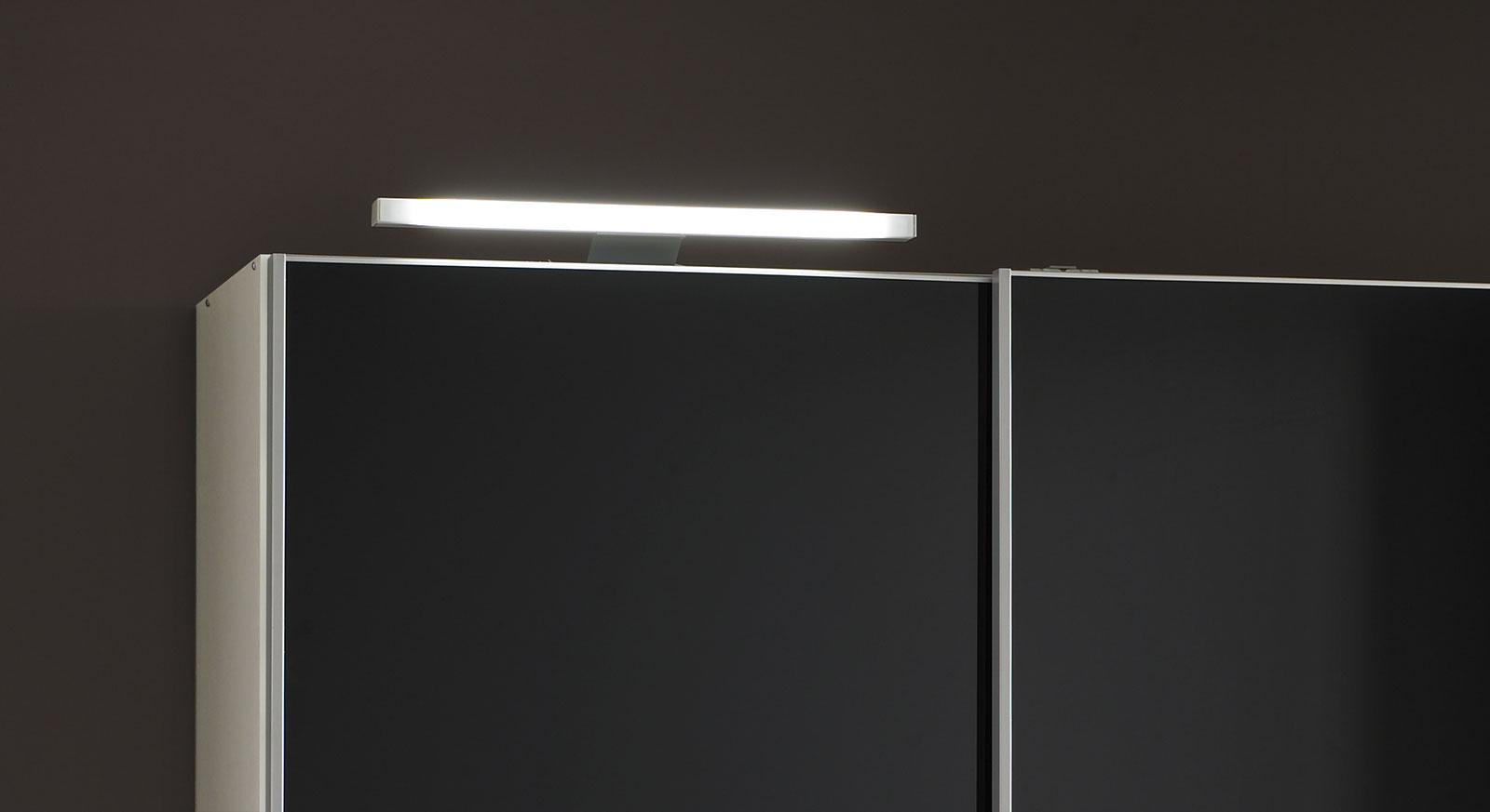 Moderner Kleiderschrank mit schwarzen Schiebetüren - Madison