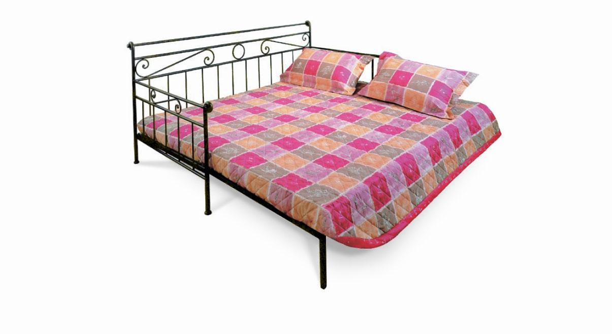 Tagesbett Plata mit Liegefläche zum Ausziehen