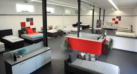 Betten-Ausstellung und Showroom in Heubach