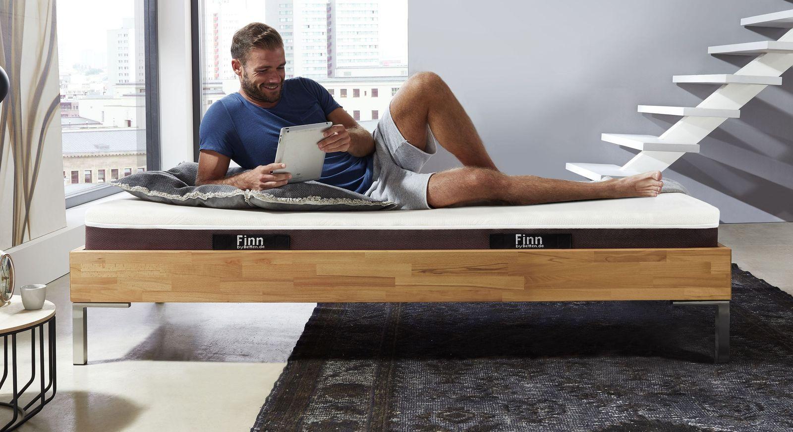 4-in-1 Wendematratze Finn mit perfekter Körperanpassung