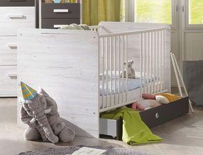 gitterbetten kinderbetten mit gitter kaufen. Black Bedroom Furniture Sets. Home Design Ideas
