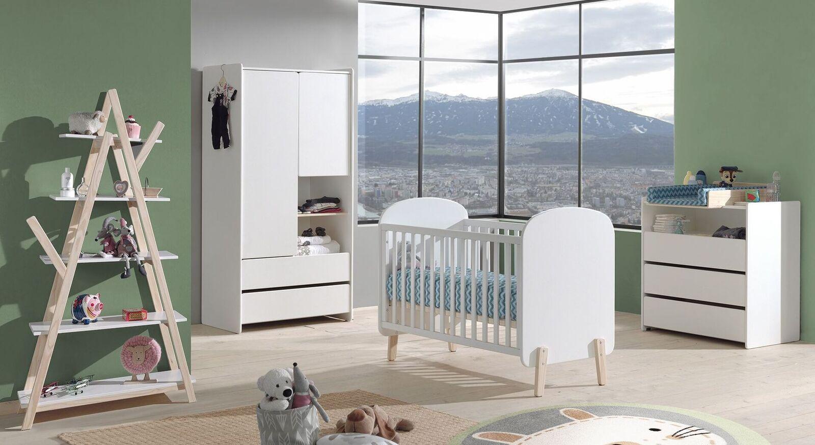 Babyzimmer Maila mit abgestimmten Möbeln